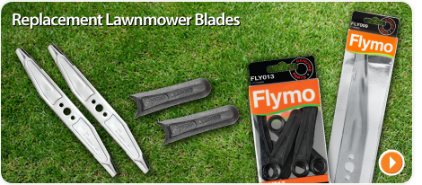 Flymo Lawnmower Replacement Blades