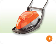 Flymo Hover Grass Collect Mowers